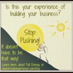 Push vs. Pull Energy