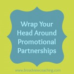Wrap Your Head Around Promotional Partnerships