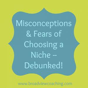 misconceptions niche
