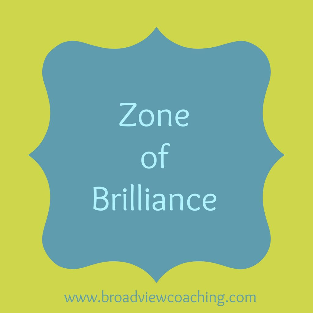 Zone of Brilliance